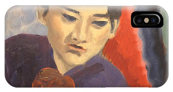 China Woman 1938 IPhone Case