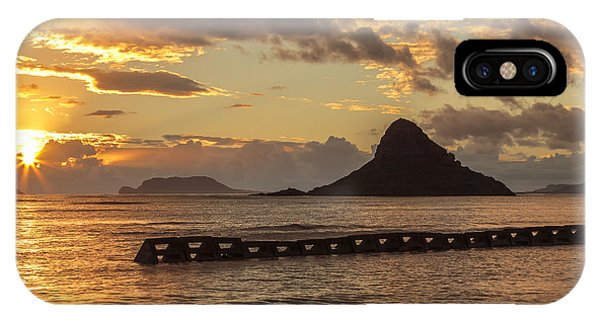 Chinaman's Hat 5 IPhone Case