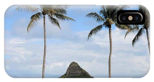 Chinaman's Hat - Oahu Hawai'i IPhone Case