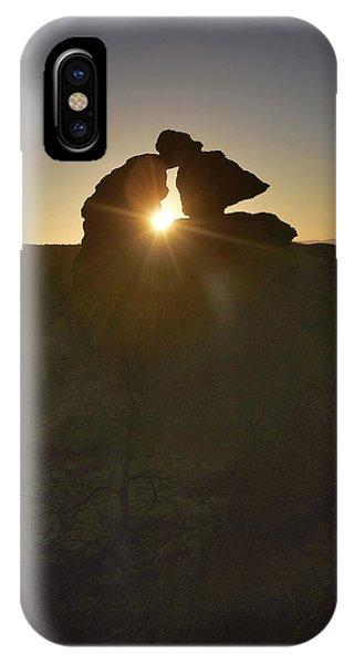 Chiricahua Sunset IPhone Case