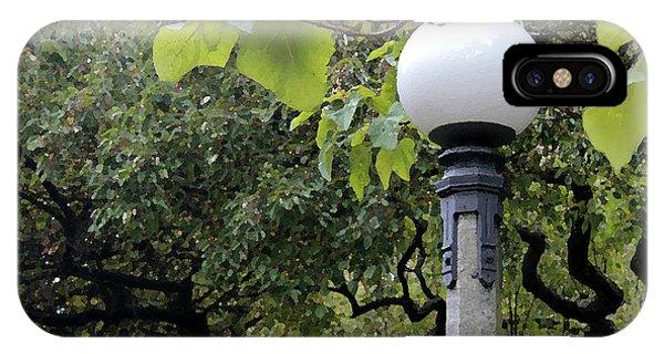 Chittenden Garden Phone Case by Stephen Prestek