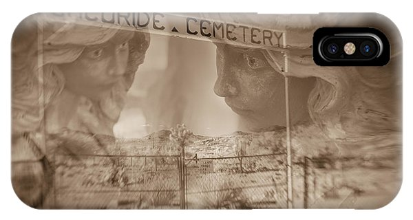 Chloride Cemetery IPhone Case