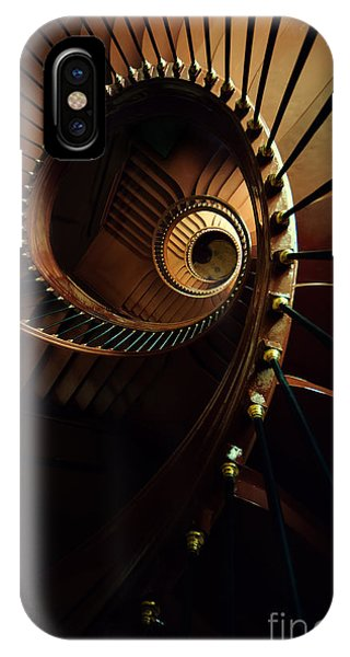 IPhone Case featuring the photograph Chocolate Spirals by Jaroslaw Blaminsky