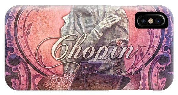 Chopin IPhone Case