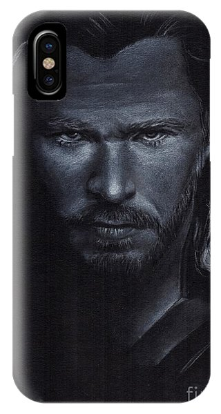 Chris Hemsworth Phone Case by Rosalinda Markle