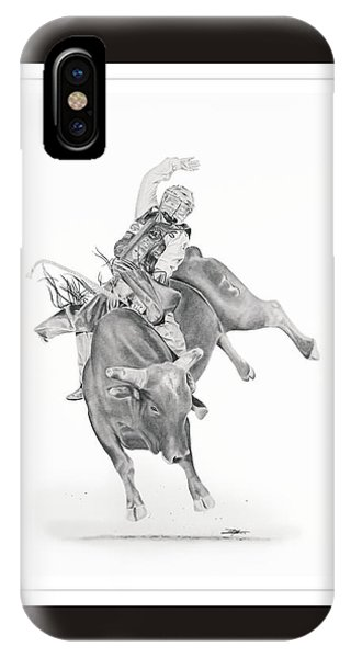 Chris Shivers  IPhone Case