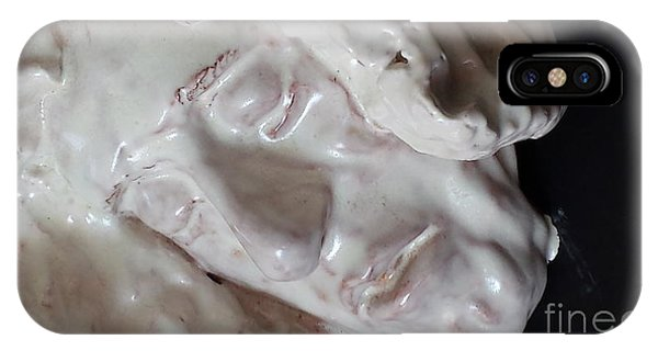 Christ In Gethsemane   Detail IPhone Case
