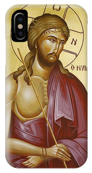 Christ The Bridegroom IPhone Case