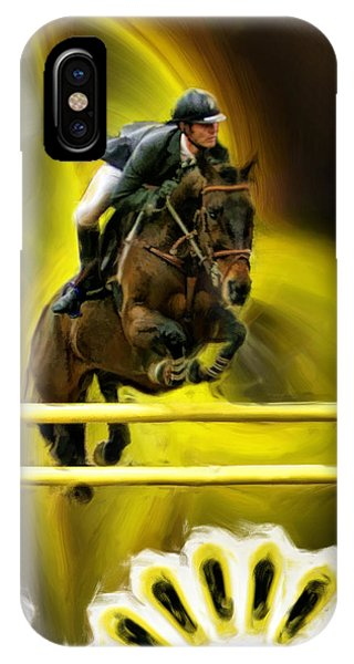 Christian Heineking On River Of Dreams IPhone Case