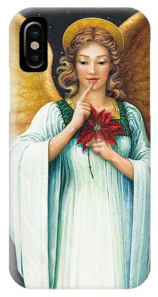 Christmas Angel IPhone Case