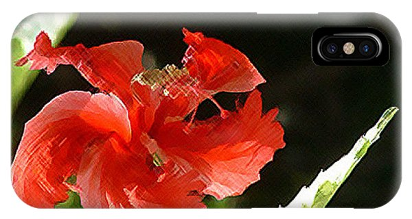 Christmas Blossom IPhone Case