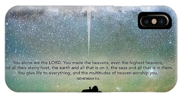 Highest Heavens IPhone Case