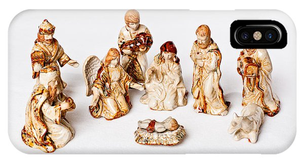 Christmas Nativity IPhone Case