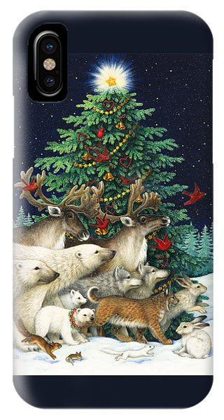 Christmas Parade IPhone Case