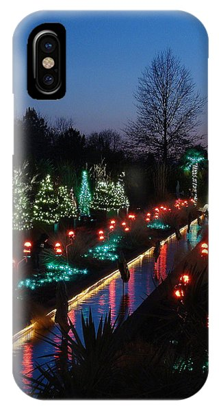 Christmas Reflections IPhone Case