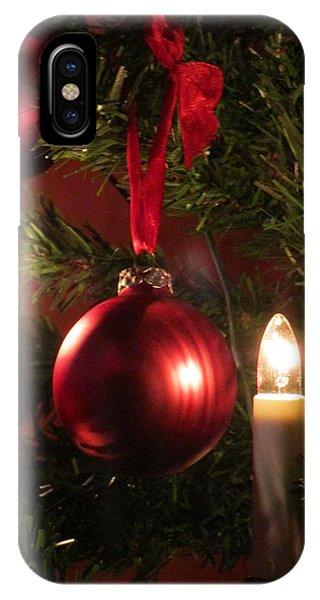 Christmas Spirit IPhone Case