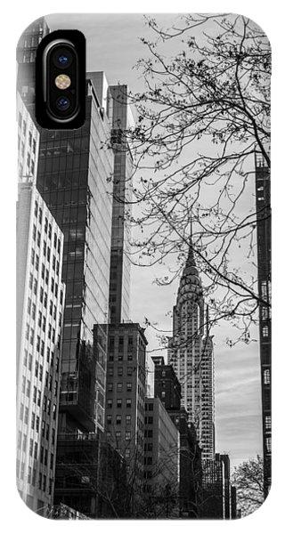 Chrysler Building IPhone Case
