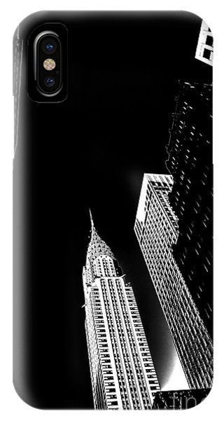 Chrysler Building iPhone Case - Destiny by Az Jackson