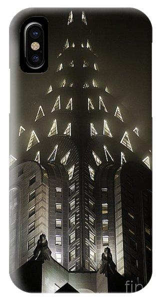 Chrysler Fog Lights IPhone Case