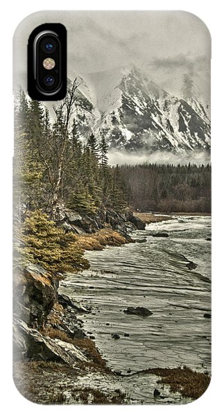Chugach Range IPhone Case