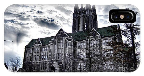 Church At Boston College IPhone Case