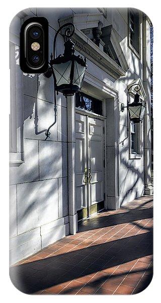 Church Doorway IPhone Case