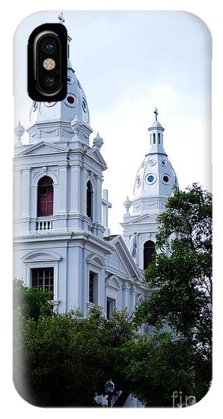 Church In Puerto Rico IPhone Case