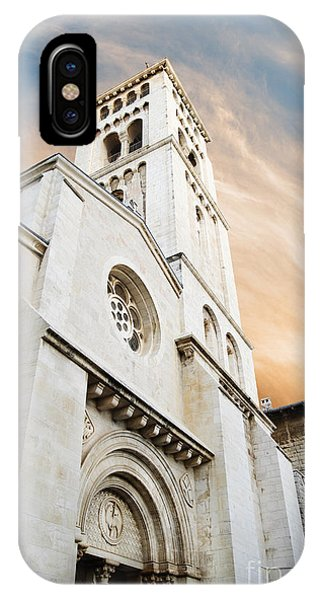 Church Of The Redeemer In Jerusalem IPhone Case