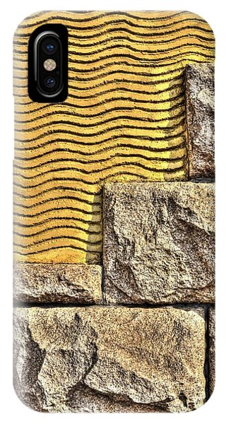 Church Wall Textures IPhone Case