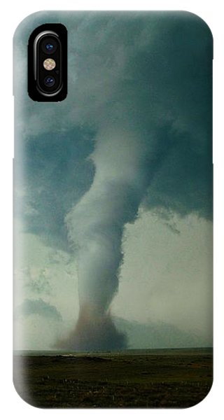 Churning Twister IPhone Case