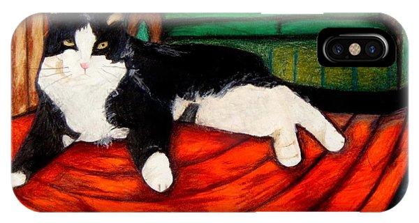 Cici The Cat IPhone Case