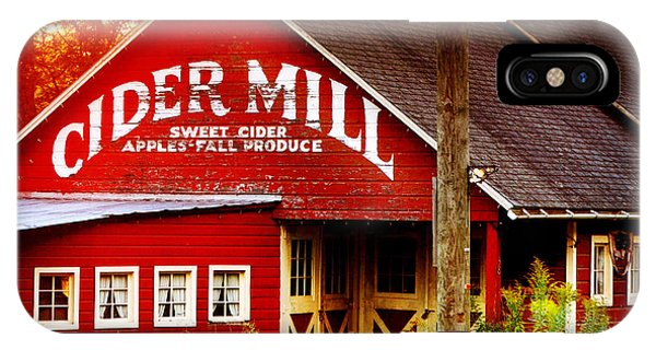 Cider Mill IPhone Case