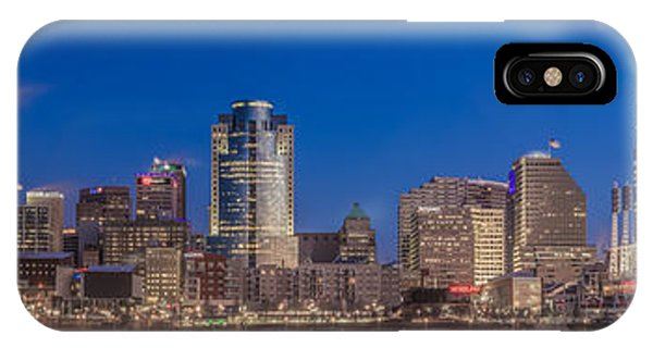 Cincinnati Morning Twilight IPhone Case