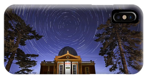 Cincinnati Observatory IPhone Case