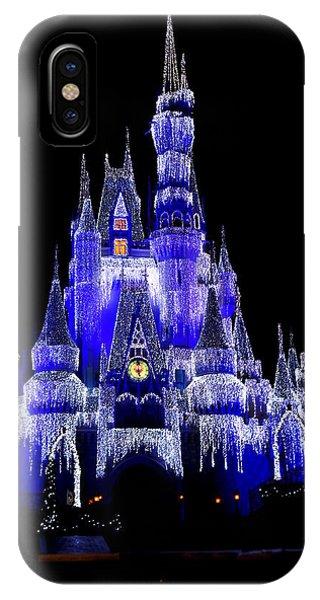 Cinderella's Castle IPhone Case
