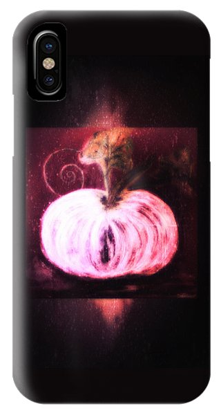 Cinderella's Pumpkin  IPhone Case