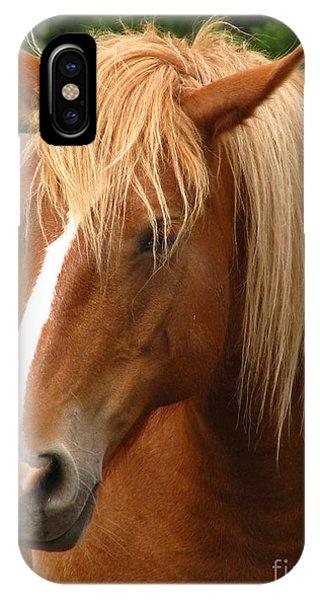 Cinnamon Girl IPhone Case