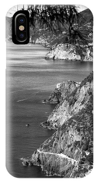 Cinque Terre Coastline IPhone Case