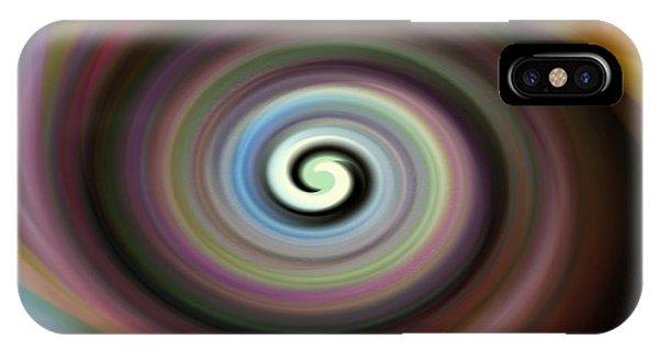 Circled Carma IPhone Case