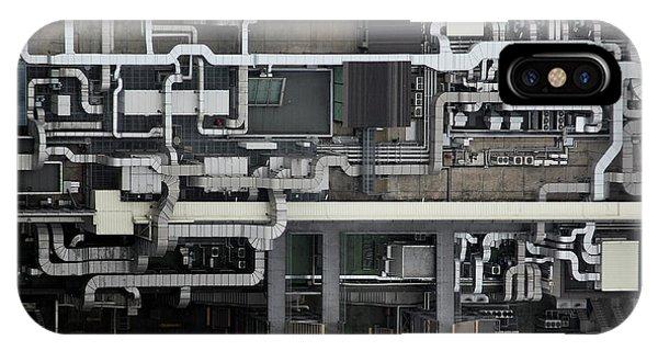 Technology iPhone Case - Circuit by Koji Tajima