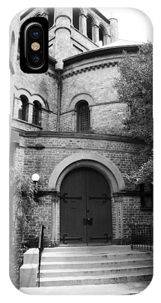Circular Church Of Charleston Sc IPhone Case