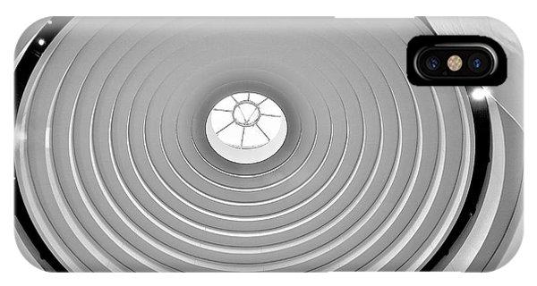 Circular Dome IPhone Case