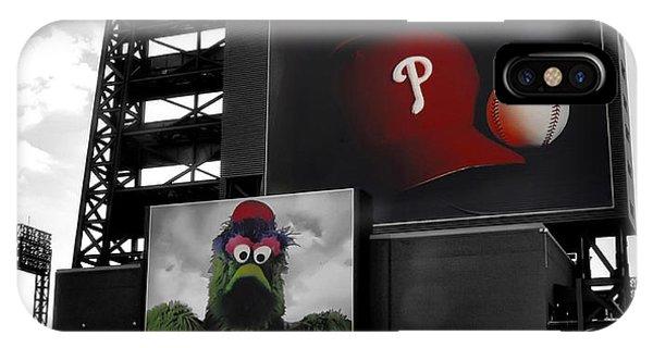 Citizens Bank Park Philadelphia IPhone Case