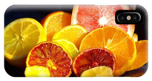 Citrus Season IPhone Case