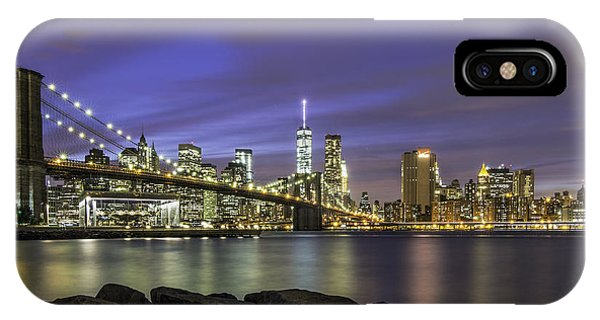 City 2 City IPhone Case