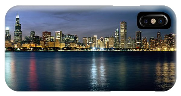 City At The Waterfront, Chicago, Cook IPhone Case