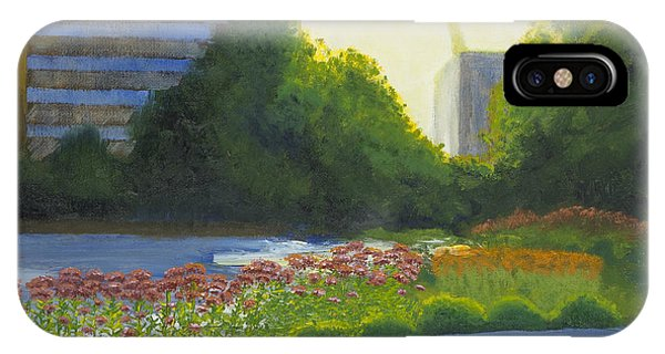 City Garden St. Louis IPhone Case
