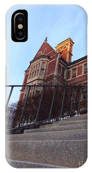 City Hall At Sunrise IPhone Case