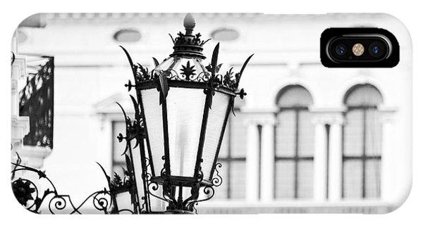 City Lights In Venice IPhone Case