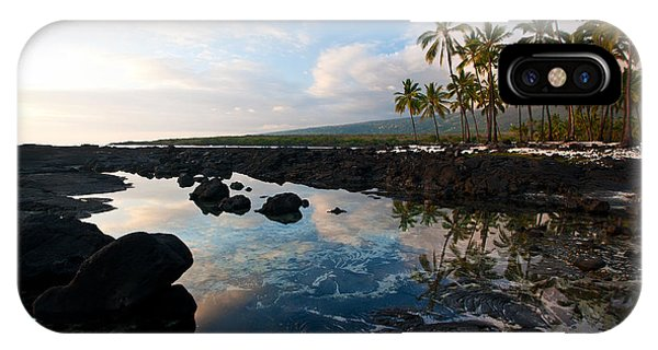 City Of Refuge Beach IPhone Case